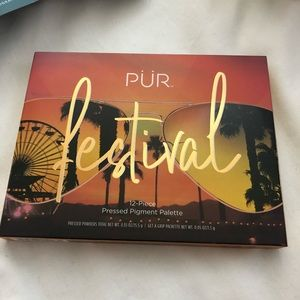 "Other - 2 for $20 PuR ""Festival"" eye palette"